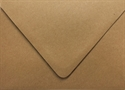 Picture of A6 - 100% Recycled Arrow™ Kraft (Brown Bag Kraft) Euro Flap