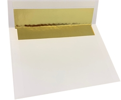 Picture of 5 7/8 x 8 1/4 Gold Foil Lined - Fastick