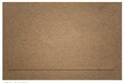 Picture of 5 1/4 x 8 Print Wallet, 100% Recycled Arrow™ Kraft