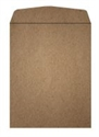 Picture of 9 1/2 x 12 1/2 open end, 100% Recycled Arrow™ Kraft
